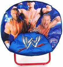 WWE Saucer chair for Sale in Syracuse, UT