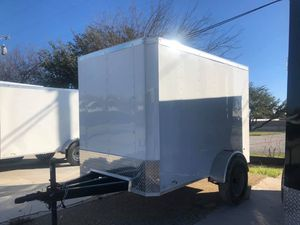 Enclosed 5x8 trailer for Sale in Lancaster, TX