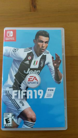 Nintendo Switch Game - FIFA 2019 for Sale in San Diego, CA