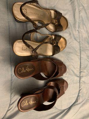 Cole Haan & Anne Klein Sandals for Sale in Brandon, FL