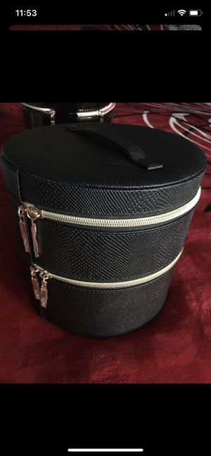 Lancôme New cosmetic Bag with mirror for Sale in Perris, CA