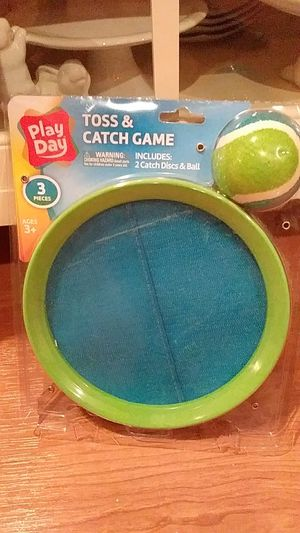 Toss & Catch Game for Sale in Suisun City, CA