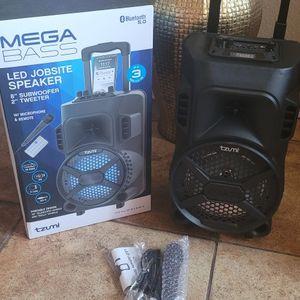 Bluetooth Speaker Karaoke for Sale in Avondale, AZ