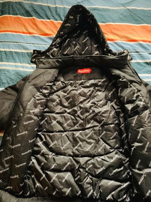 SUPREME HOODED FLIGHT COAT. for Sale in New York, NY