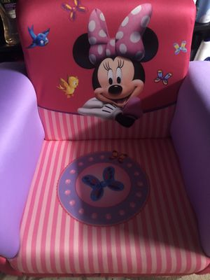 Minnie Mouse kids chair new with tags for Sale in McKeesport, PA