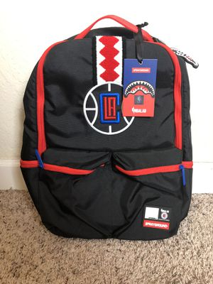 Los Angeles Sprayground backpack for Sale in Tampa, FL