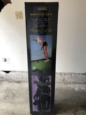 Pro Select Complete Golf Set for Sale in Lake Forest, CA