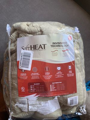 Electric Blanket for Sale in Mount Lemmon, AZ