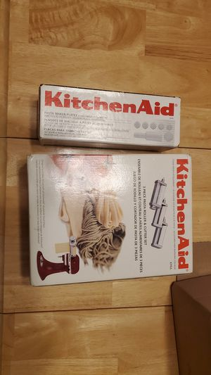 Kitchen Aid 3 piece plaster roller and cutter for Sale in Virginia Beach, VA