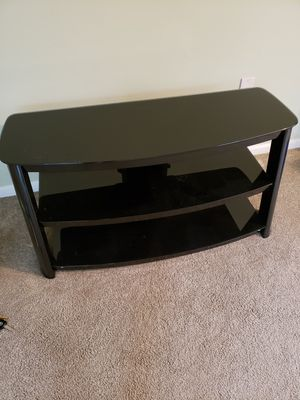 Black tv stand for Sale in Trappe, PA