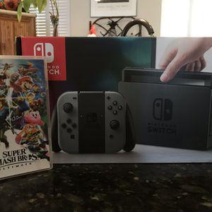 Nintendo Switch Bundle ( W/ Games) for Sale in Longwood, FL