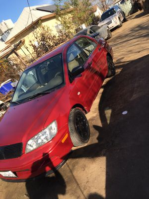 Mitsubishi lancer for Sale in Bakersfield, CA