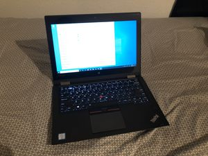 Lenovo ThinkPad Yoga 260 Ultrabook for Sale in Mesa, AZ