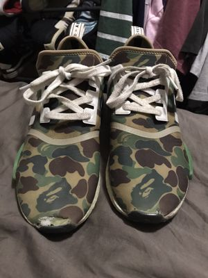 Adidas x Bape nmd for Sale in San Diego, CA