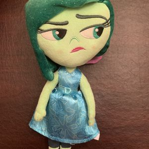 """Disgust Plush 11"""" for Sale in West Mifflin, PA"""