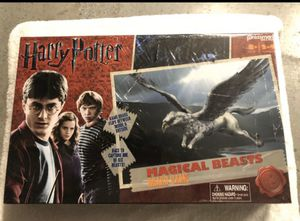Harry Potter magical beasts board game(sealed) for Sale in Corona, CA