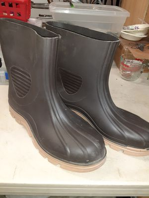 Size 12 fishing boots for Sale in Ontario, CA