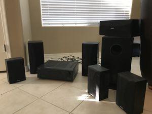 ONKYO 5.1 surround system for Sale in Phoenix, AZ