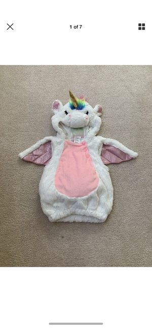 unicorn Halloween costume size 6-12 months for Sale in Henderson, NV