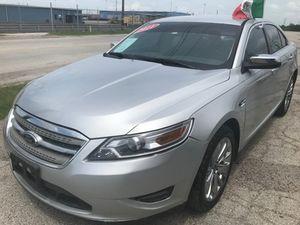 2011 Ford Taurus for Sale in Dallas, TX