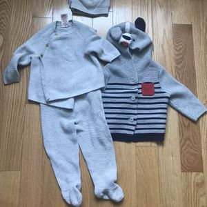 Crochet Combo Baby Boy 6-9 Months for Sale in Hollywood, FL