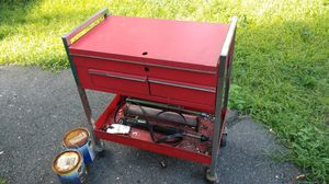 Snap on tool cart for Sale in Lynn, MA