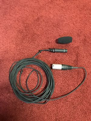 Audio technica pro 45 choir microphone for Sale in Oregon City, OR