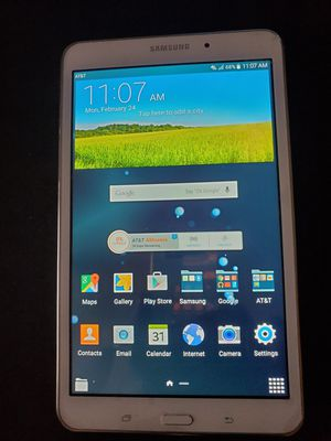 Samsung tab 4 for Sale in Tulsa, OK