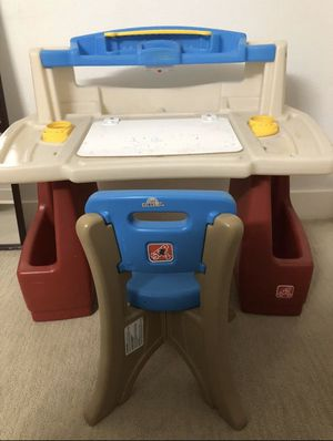 Kids table and chair for Sale in Dublin, CA