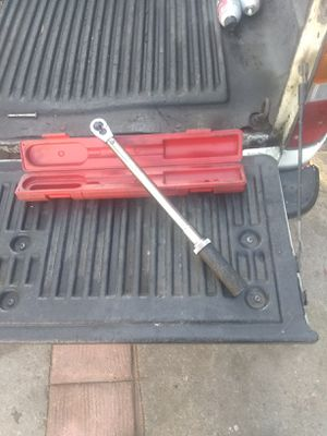Torque wrench 3/8 matco for Sale in San Diego, CA