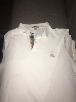 Burberry shirt for sale size XL Fit Like Large 😎 for Sale in Washington, DC