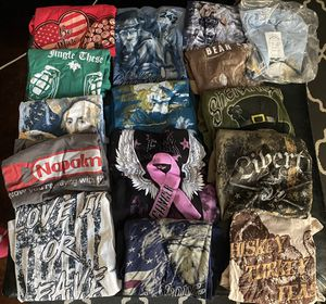 Grunt style women's shirts for Sale in Beaufort, SC