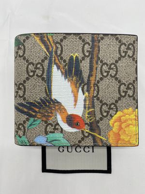 Gucci GG Supreme Tian Wallet $360 or Trade for Sale in Portland, OR