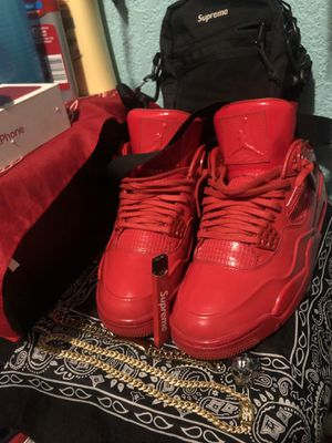 Jordan red lab 4s for Sale in Portland, OR