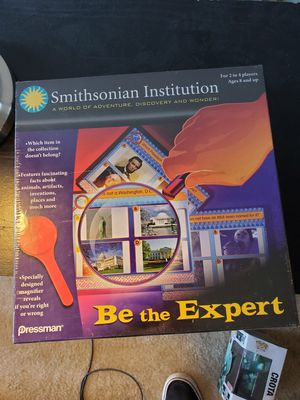Unopen Smithsonian kids game for Sale in Germantown, MD
