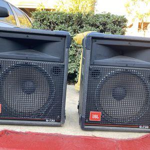 JBL G-730 DJ Speakers for Sale in Santa Ana, CA