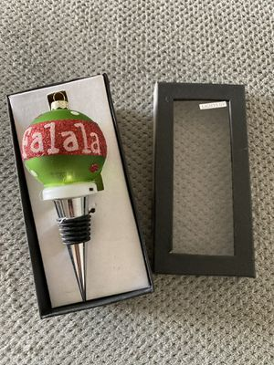 Holiday Wine Stopper for Sale in Riverside, CA