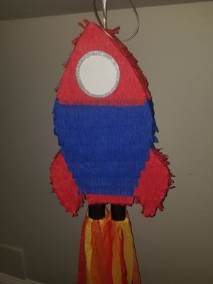 Rocket pinata for Sale in Arlington, TX