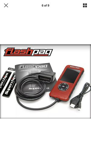 Flashpaq tuner for Sale in Bakersfield, CA