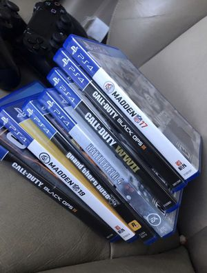 PS4 games for Sale in Duncanville, TX