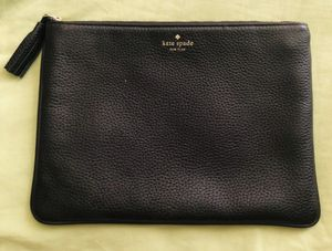 Kate Spade Pebbled Leather Clutch for Sale in Austin, TX