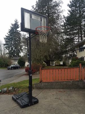 Basketball Hoop for Sale in Mountlake Terrace, WA