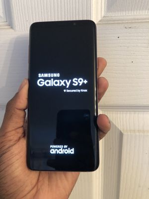 UNLOCKED SAMSUNG S9 PLUS/ GOOD CONDITION 🚨 for Sale in Miami Gardens, FL