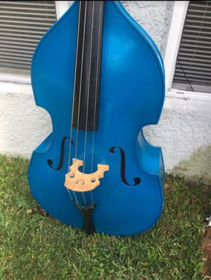 Laminate Upright/Double bass GREAT FOR ROCKABILLY, BLUEGRASS, AND SLAP!! for Sale in Tampa, FL