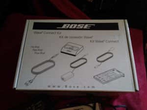 Bose wave connect kit for ipod for Sale in Orlando, FL