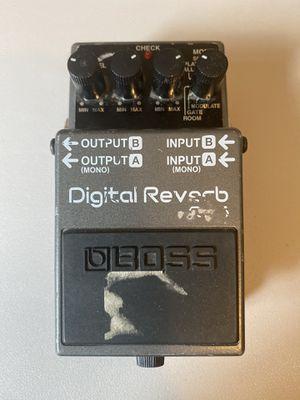 RV-5 Digital Reverb (Dark Grey Label) for Sale in Kirkland, WA
