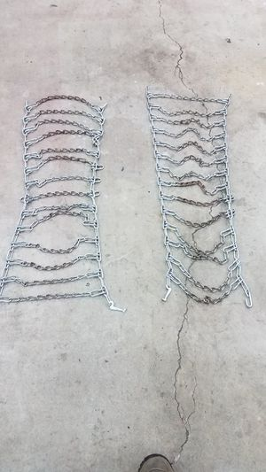 tire chains for Sale in Washington, PA