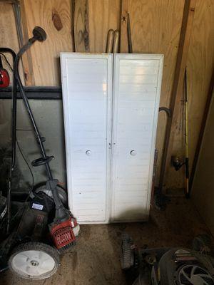 Dart board cabinet for Sale in Petersburg, VA