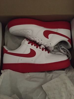 Red n white Af1 for Sale in Wethersfield, CT