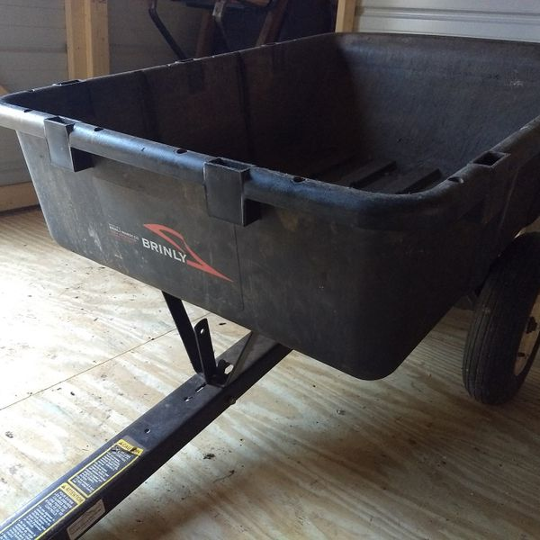 Brinley- Hardy tow behind trailer